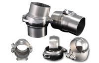 Collector Flanges Extreme Low Profile Clamps
