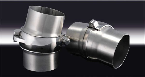 Lightweight Cast Stainless Steel 3-Bolt Flange